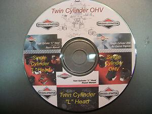 BRIGGS-amp-STRATTON-singolo-e-doppio-cilindro-Manuale-di-servizio-di-riparazione-CD