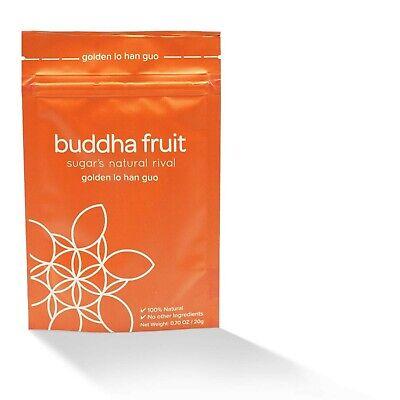 Buddha Fruit Golden Lo Han Guo Monk Fruit Extract 100