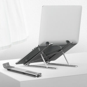 Foldable-Laptop-Stand-Adjustable-Notebook-Portable-Table-Tray-Lazy-Computer-Desk