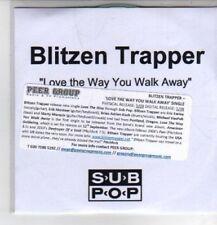 (CO415) Blitzen Trapper, Love The Way You Walk Away - DJ CD