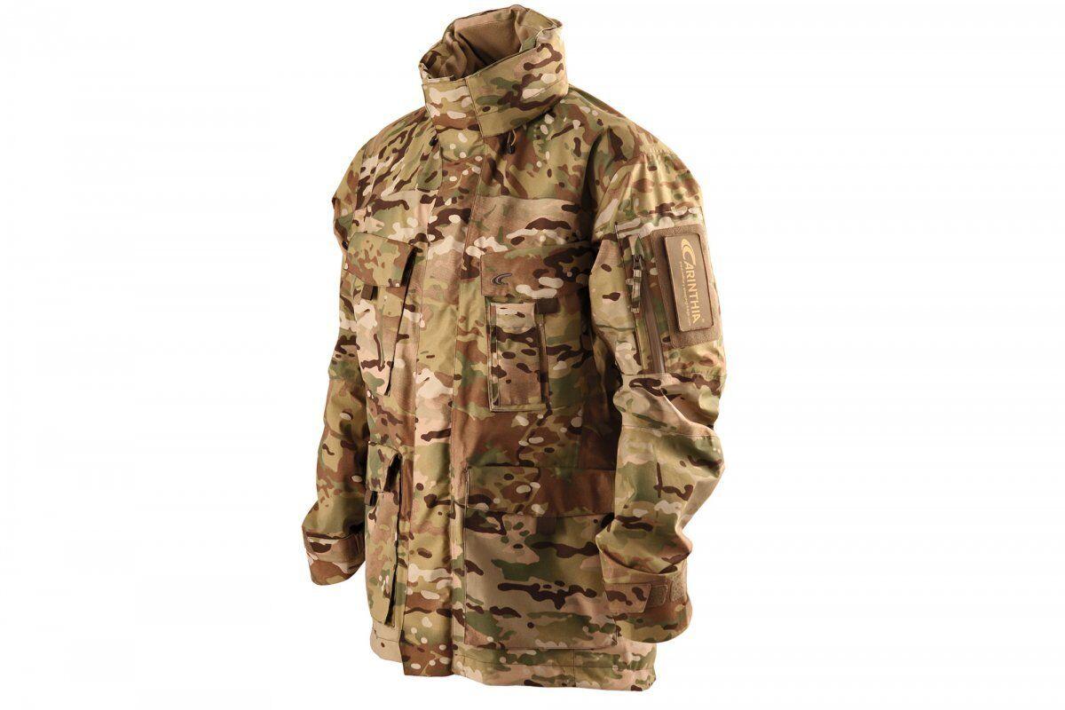 autoinzia Tactical RAIN TRG Jacket Multicam WATERPROOF Military Giacca MMedium