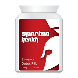 SPARTAN-HEALTH-DETOX-PILLS-TABLETS-CLEANSE-BODY-ANTI-TOXIN-PURIFY-LOSE-FAT