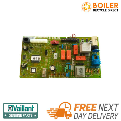 VAILLANT-Tuhouangi principal PCB 734629-utilisé