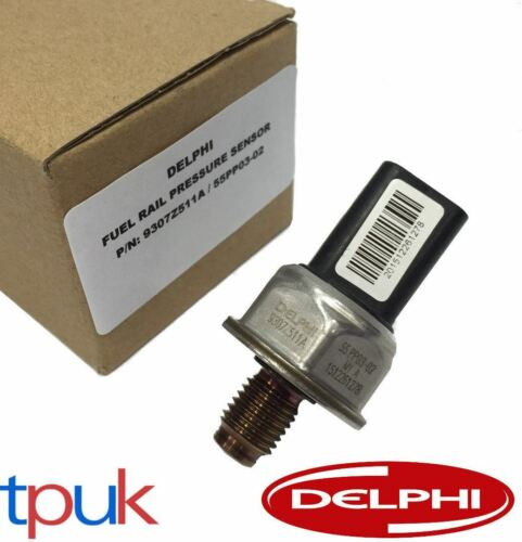 Ford Transit Focus Mondeo Conectar TDCI delphi Fuel Rail Presión Sensor 5PP03-02