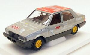 Burago-1-24-escala-Diecast-Modelo-Coche-1518-H-Fiat-Regata-coche-de-carreras-Plata