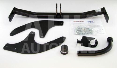 Für Dacia Logan II MCV Anhängerkupplung starr+ES 7p ABE