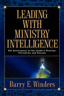 Leading with Ministry Intelligence by Barry E Winders (Paperback / softback, 2004)