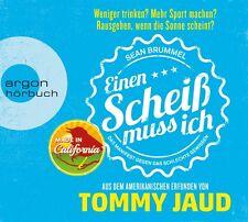 TOMMY JAUD - SEAN BRUMMEL:EINEN SCHEIß MUSS ICH 5 CD NEU