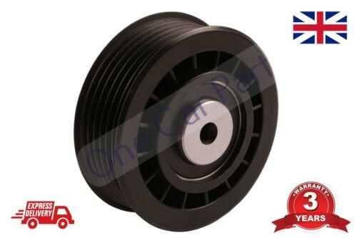 MERCEDES W201 W124 W210 W140 Fan Belt Tensioner Pulley V Ribbed Belt Idler