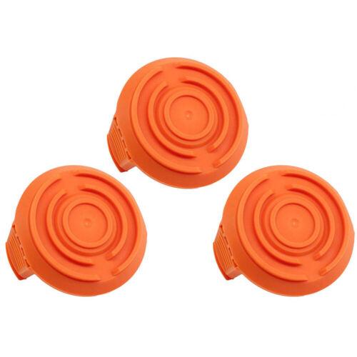 Spool Cap Cover Fo Worx Grass Trimmer WG150 WG160 WG175 WG180 WA6531 50006531 US