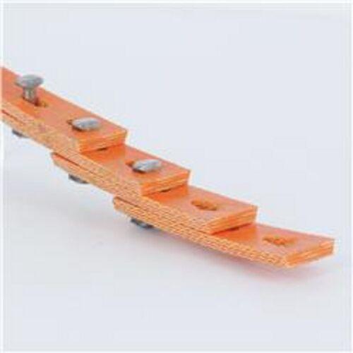 """1//2/"""" Link V-Belt Fenner Drives NuTLink V-Belt Item L01A5 A//13//4L 5 Meter"""