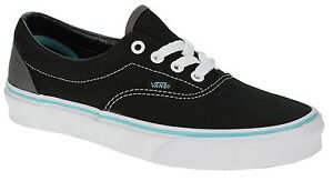 79b88e4b3e NEW VANS ERA (POP) BLACK BLUE CURACAO - MEN S SKATE SHOES SIZE 11