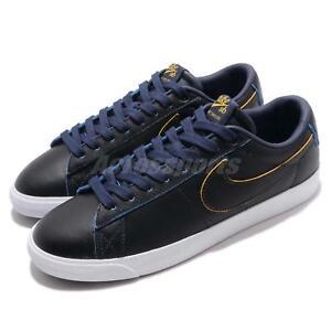 Details about Nike SB Zoom Blazer Low GT NBA Golden State Warriors Black  Blue Shoes BQ6389-001