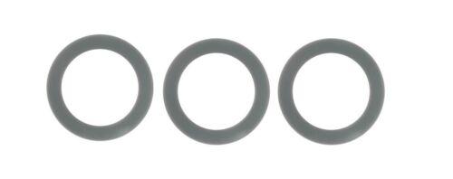 3 Premium Silicone Gasket Seal O Ring pour Cuisinart Blender pièce de rechange NEUF