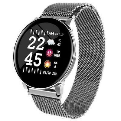 LEMFO W8 Men Women Smart Watch Heart Rate Blood Oxygen Pressure Fitness Tracker
