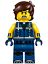 tlm197-Lego-The-Lego-Movie-70839-Rex-Dangervest-Minifigure-New thumbnail 2