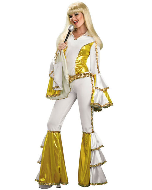 Disco Queen Womens Costume Size STD
