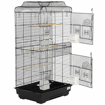 NEW! RTW XL Large Metal Bird Cage Budgie Canary Finch Parrot Birdcage