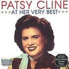 At Her Very Best by Patsy Cline (CD, Aug-2002, King)