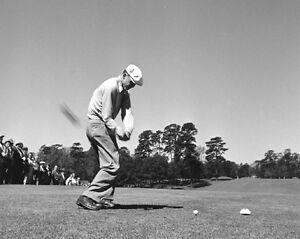 american pro golfer ben hogan glossy 8x10 photo golf print swing