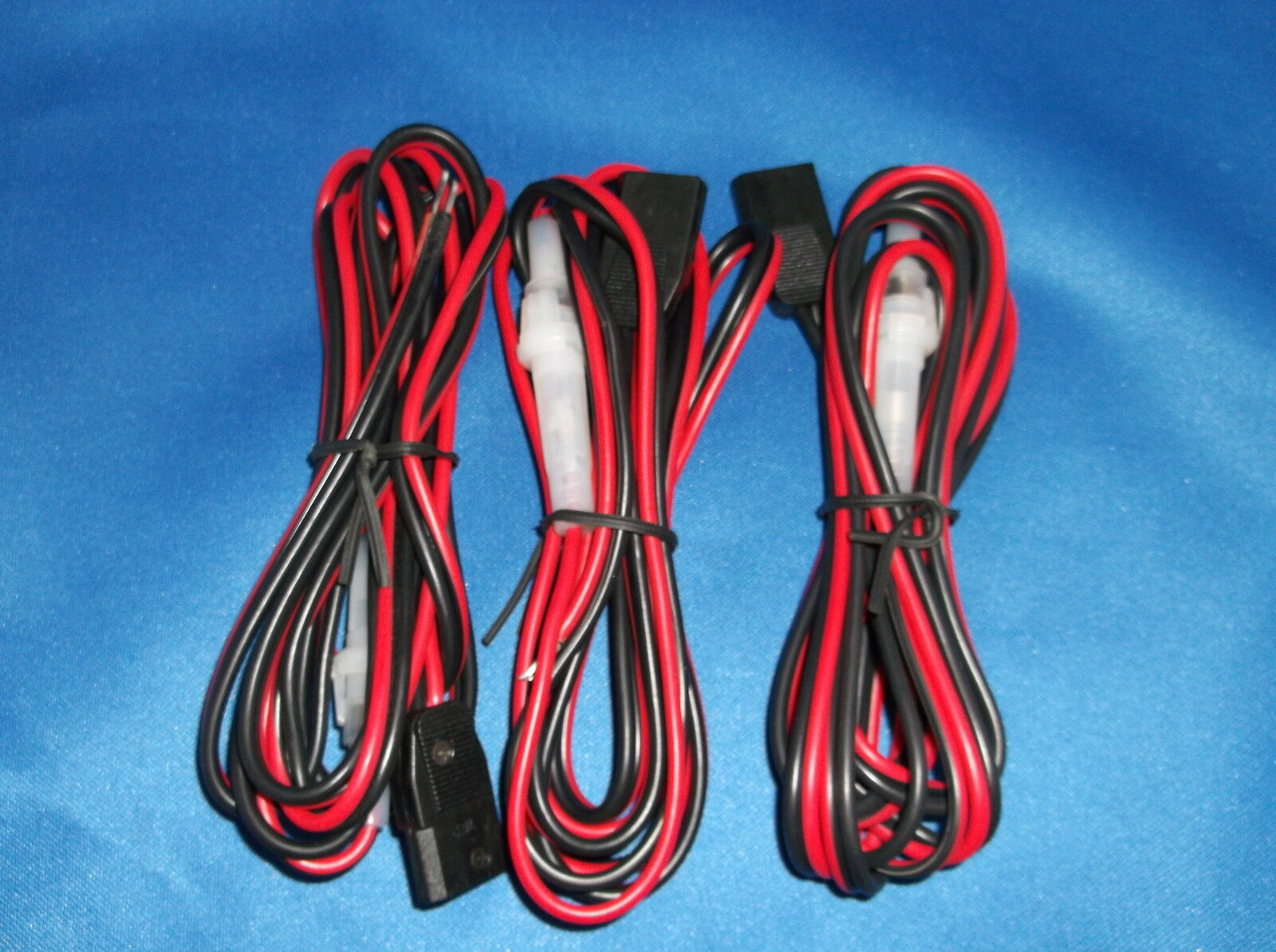 Power Cord 16 GA W 3 Pin Plug for Cobra Galaxy CB Radios Workman ...
