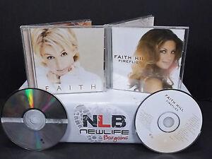 Faith-amp-Fireflies-By-Faith-Hill-CD-Lot