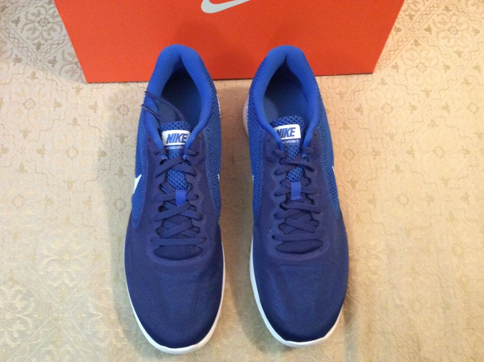 Nike Revolution 3 bluee Men's Athletic Sneakers Size 13