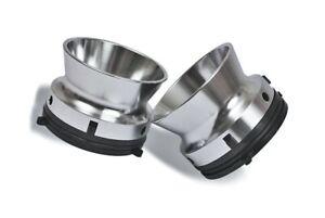 "NAB hub Adapters Aluminium 10.5 inch NAB 1/4"" spools Reel to Reel tape - pair"