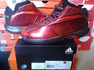 new arrival a7cb8 a3361 Image is loading Adidas-Crazy-1-Damian-Lillard-Rose-Florist-City-