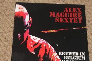 99-Cent-Jazz-CD-Alex-Maguire-Sextet-034-Brewed-in-Belgium-034