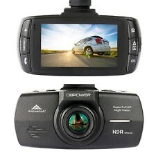 "DBPOWER 2K FHD DVR Dash Cam 2560x1080    "" LCD 170 Wide Angle Car Video Recor..."