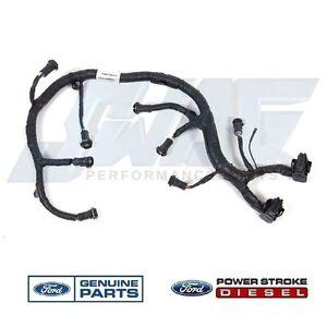 03 07 ford 6 0l powerstroke diesel oem ficm fuel injector module wiring harness ebay