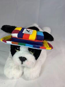 Pet Dog Cat Hat w/ Adjustable Neck Strap Sport Sun Visor USA SELLER