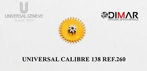 100% QualitäT Universal Weite 138 Ref.260 Ausgereifte Technologien