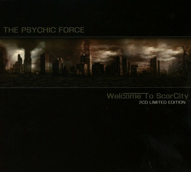 The Psychic Force - Welcome to Scarcity