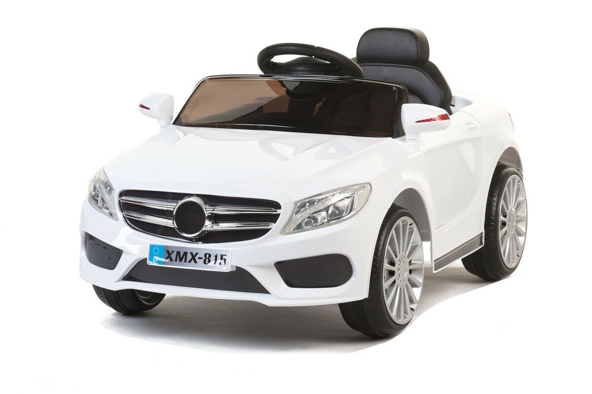 Mercedes SL Roadster Style - 12V Kids' Electric Ride On Car