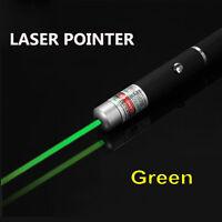 Professional 1mw 532nm Powerful High Power Green Laser Pointer Pen Lazer Beam