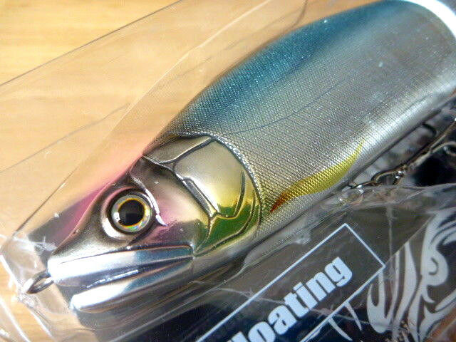 New GAN CRAFT GANGRAFT Ayuja JOINTED CLAW 178 TYPE TYPE TYPE Floating 2003a0