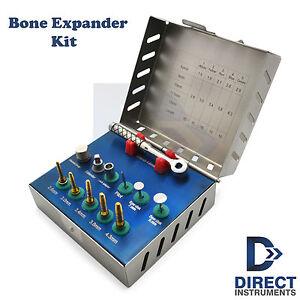 Dental-Bone-Expander-Kit-Sinus-Lift-With-Saw-Disks-Surgical-Implant-Instruments