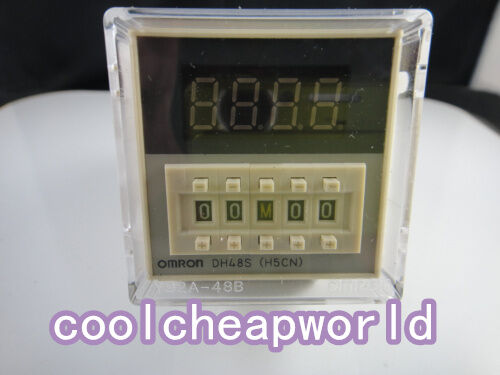 220VAC Programmable DH48S-2Z Time Delay Relay Counter