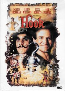 Gancho-Robin-Williams-Dustin-Hoffman-Bob-Hoskins-Nuevo-Sellado-De-Fabrica-DVD-WS