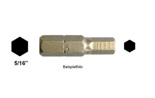 """14mm 6 s2-Stahl 5 12 10 1 Punta Hex SW 3 4 Radius 5//16/"""" 8"""