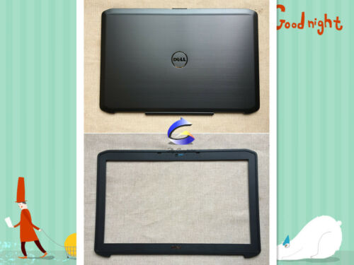 New For Dell Latitude E5530 LCD Back Cover /& LCD Front Bezel Cover AM0M1000300