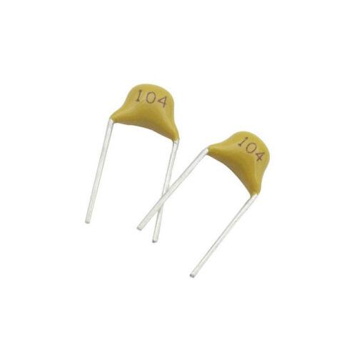 100//200//500//1000PCS NEW 100NF 0.1uF 104 50V Monolithic Ceramic Chip Capacitor K