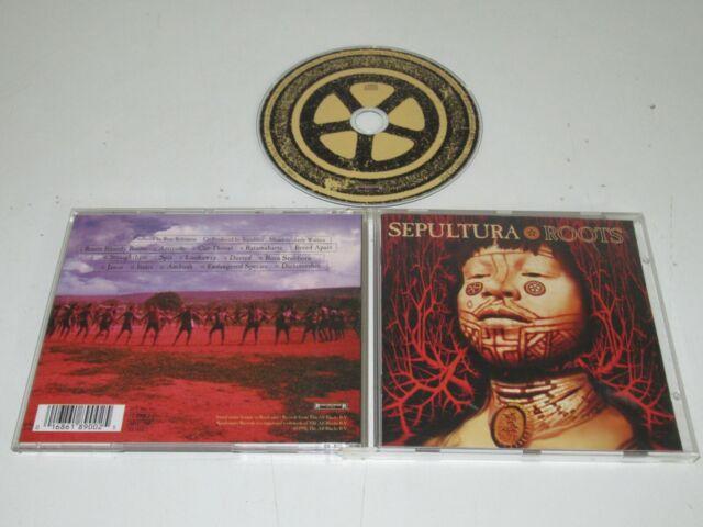 Sepultura – Roots / Roadrunner Records - RR 8900-2 CD Album