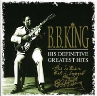 B.b. King - His Definitive Greatest Hits [new Cd] Uk - Import on sale