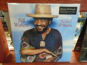 Lot Detail - Bill Withers Signed Naked & Warm Album (JSA)