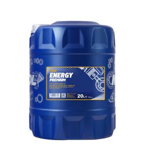 PREMIUM MANNOL Fully Synthetic German Oil 5w30 Car Engine Oil Low Saps C3 SN/CF