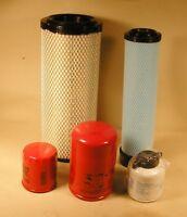 Bobcat Filter Kit 863 863g 864 873 873g 883 Oil Fuel Hydraulic (2) Deutz
