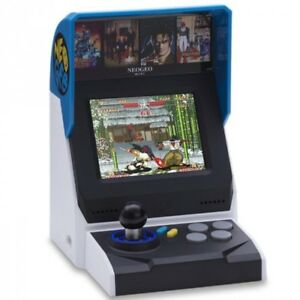 Neo-Geo Mini HD International SNK NEUVE